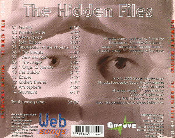 THE HIDDEN FILES