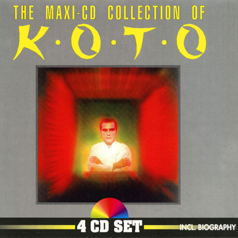 THE MAXI CD COLLECTION