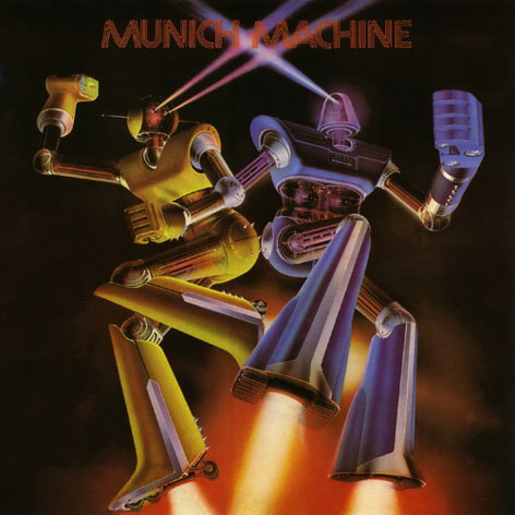 MUNICH MACHINE