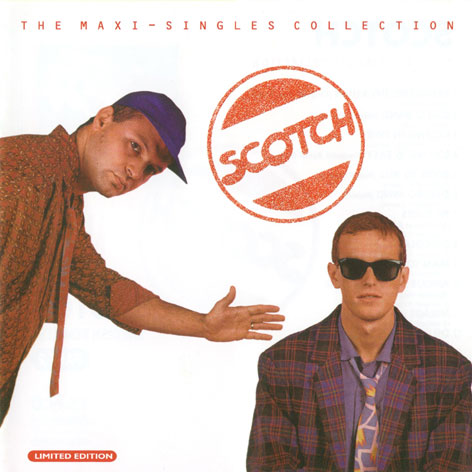 THE MAXI-SINGLES COLLECTION