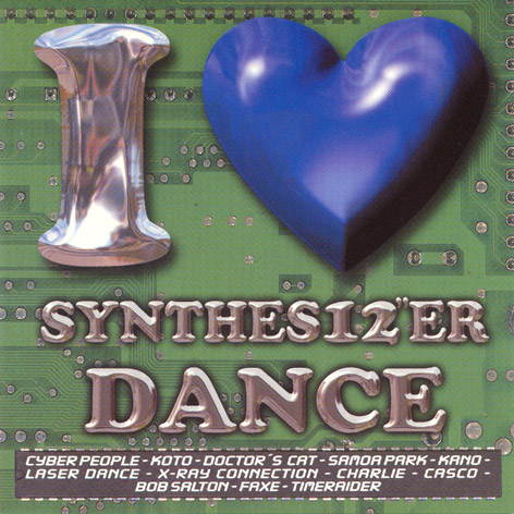 SYNTHES12''ER DANCE VOL.1