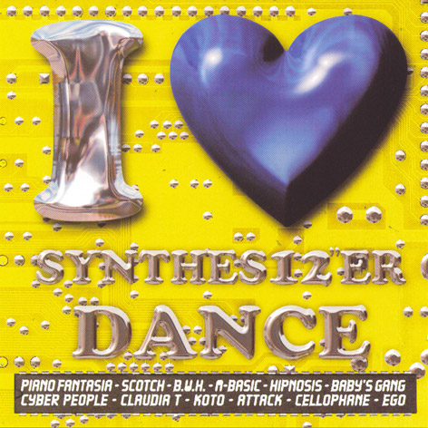 SYNTHES12''ER DANCE VOL.3