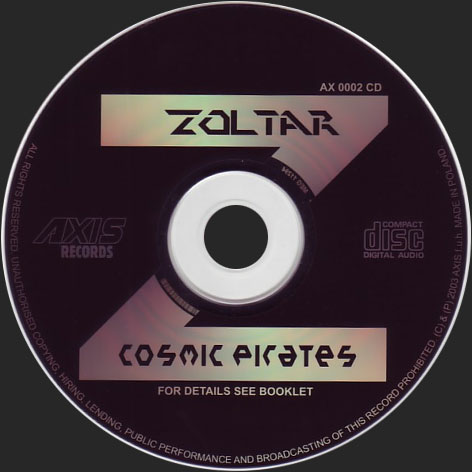 COSMIC PIRATES
